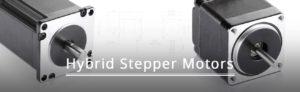 hybrid stepper motors banner