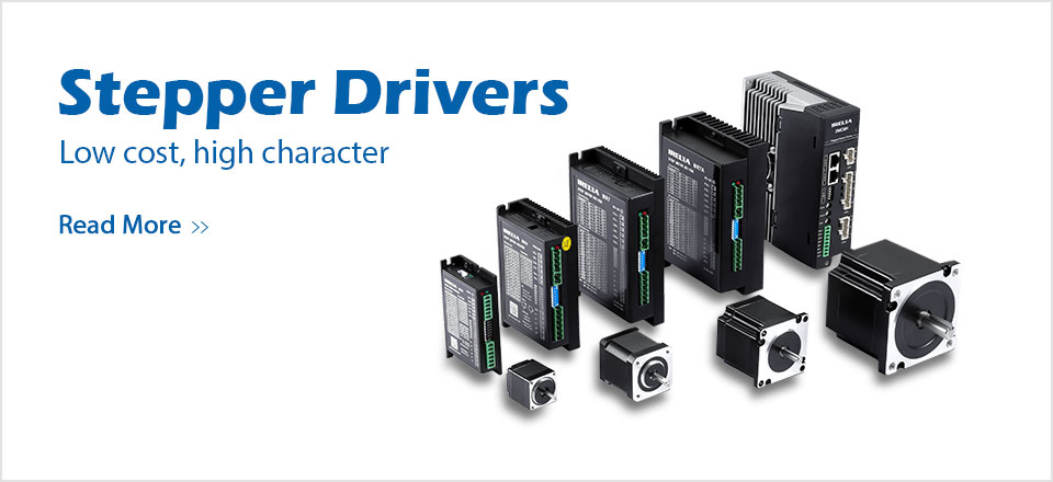 stepper drivers