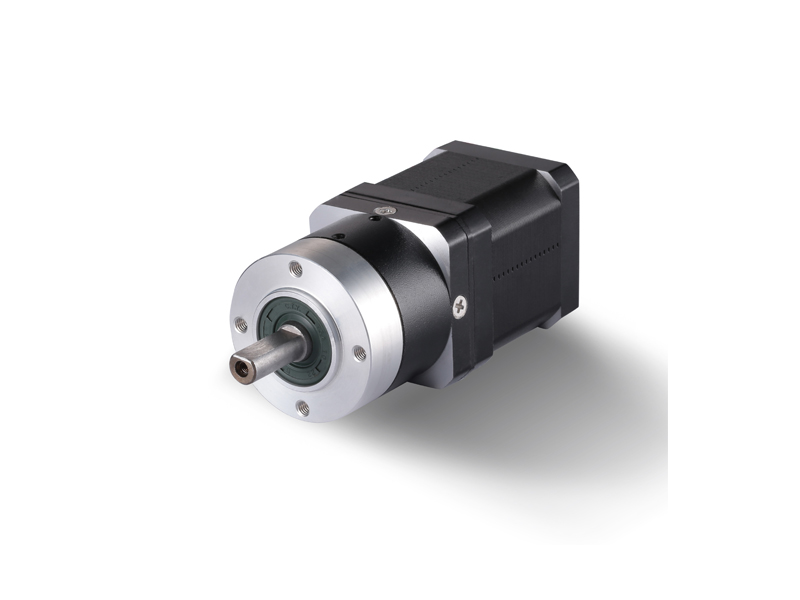 geared stepper motor nema17