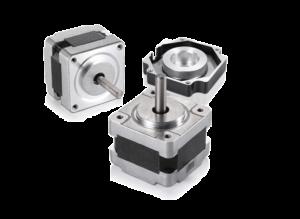 2phase stepper motor nema14 combination