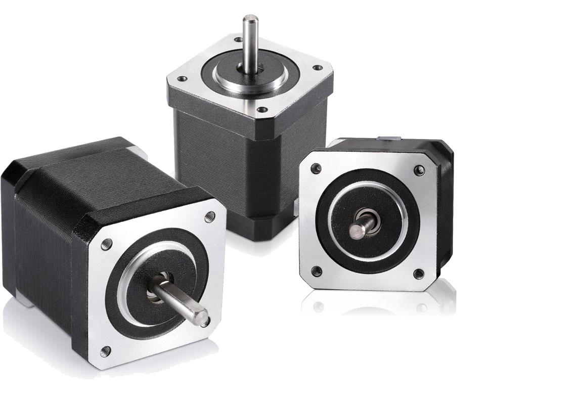 2phase stepper motor nema17 combination