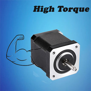high torque stepper motorfeature