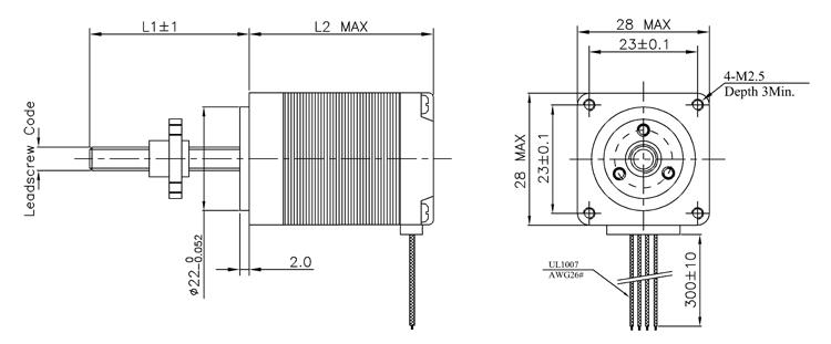 nema 11 linear actuator