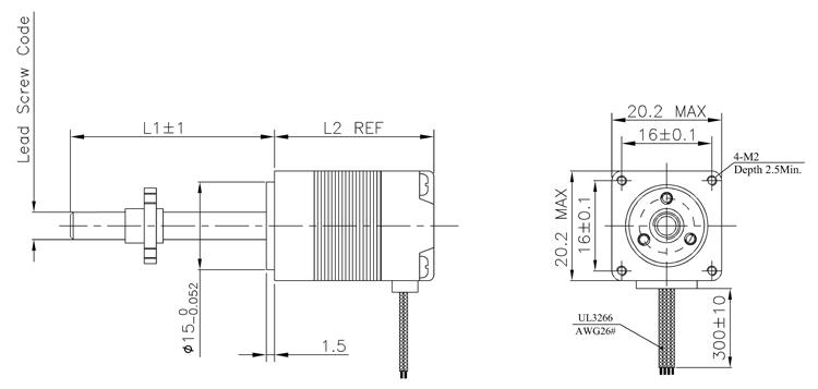 nema 8 linear actuator