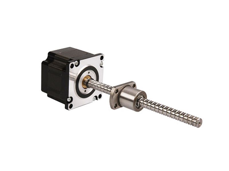 nema23 ball screw stepper motor