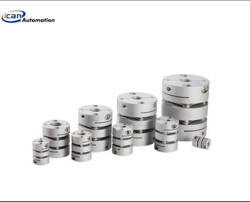 gl double disc clamp series coupling feature