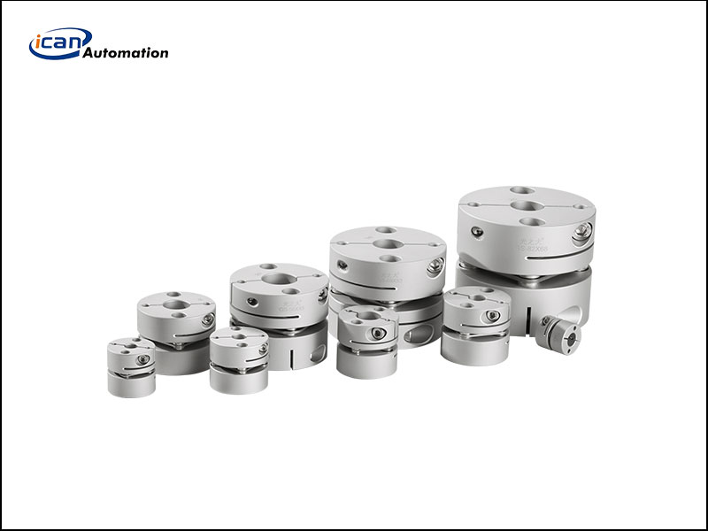 gs single disc clamp series coupling feature